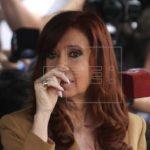 Dictan falta de mérito de Cristina Fernández en causa por lavado de dinero