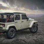 Las rocas y dunas del Valle del Fuego no son rivales para los Jeep