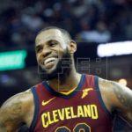 105-109. LeBron James regresa como héroe a Cleveland y vence a los Cavaliers