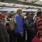 Los migrantes se preparan para retomar su marcha a EEUU con reproches a ONU