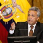 Presidente de Ecuador anunciará mañana nombres de nuevos ministros