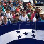 """Caravanas migrantes seguirán """"por mucho tiempo"""" ante crisis en Centroamérica"""