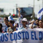 Mujeres sandinistas señalan a feministas de intentar derrocar a Ortega