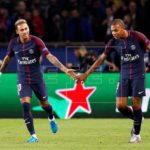 Neymar y Mbappé, titulares con el PSG en el decisivo duelo ante el Liverpool