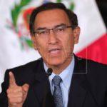 Presidente de Perú afirma su Gobierno respeta Constitución y división poderes