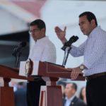 Presidentes de Honduras y Guatemala se reúnen para analizar crisis migratoria