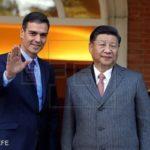 Sánchez y Xi rechazan el proteccionismo y refuerzan la relación bilateral