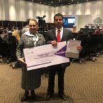 Recibe duranguense Premio Nacional de Contraloría Social 2018