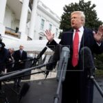 Trump niega que nombramiento de Whitaker sea para bloquear investigación rusa