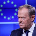 """Tusk: cumbre se celebrará aunque """"nadie tiene razones para estar contento"""""""