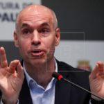 """Alcalde Buenos Aires atribuye lo ocurrido a """"mafias enquistadas en el fútbol"""""""
