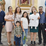 Recibió su primer sacramento la hermosa Sofía Sánchez González