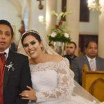 Ilse Guadalupe Rodríguez Amaya y Alberto Flores Navarro entrelazaron sus vidas para siempre