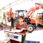Arranca Leticia Herrera trabajos de repavimentación en colonia Filadelfia