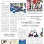Edición impresa del 6 de diciembre del 2018