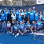 Reconocen a tenistas destacados del Club Olympia en su 30 aniversario