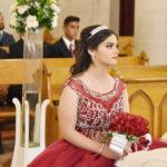 Maroly Unzueta Velasco celebró sus XV años
