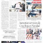 Edición impresa del 21 de diciembre del 2018