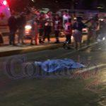 """Otro muerto atropellado sobre el bulevar Guadiana, en la zona conocida como """"El Tramo de la Muerte"""""""