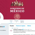 Gobierno federal habilita cuenta oficial en Twitter