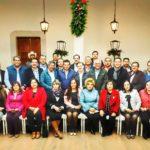 Gobernador agradece a Alcaldes por su disposición a trabajar en unidad