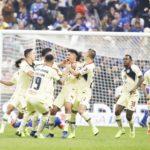 Doblete de Edson Álvarez da al Club América corona 13: 2-0 al Cruz Azul