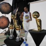 Apple prepara una serie inspirada en la estrella de la NBA Kevin Durant