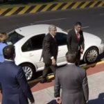 Arriba López Obrador a Palacio Legislativo de San Lázaro