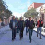 Trabajamos en la modernización de Durango:  Arturo Salazar