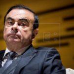 Prolongan hasta el 11 de enero la detención del expresidente de Nissan