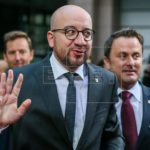 Charles Michel anuncia que presentará hoy su dimisión al Rey