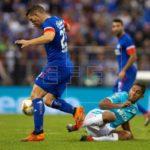 Cruz Azul y Monterrey abren las semifinales del Apertura mexicano