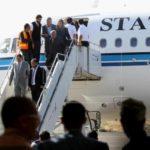 Delegación de los rebeldes hutíes llega a Suecia para consultas de paz