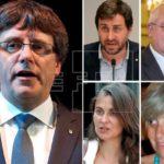 Dos exconsejeros de Puigdemont en prisión se suman a la huelga de hambre