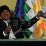 El Gobierno boliviano decreta amnistía e indulto para más de 2.500 procesados