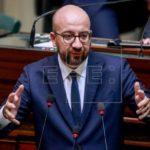 El Rey Felipe mantiene en suspenso su decisión sobre la dimisión de Michel
