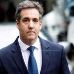 Exabogado de Trump pide al juez no imponerle cárcel cuando lo sentencie