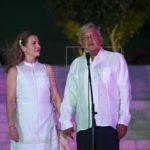 Fallece la suegra del presidente de México por quebrantos de salud