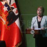 Felipe VI y Bachelet tratan sobre la cooperación española en Derechos Humanos