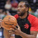 99-96. Leonard aporta doble-doble para los líderes Raptors