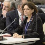 Secretaria adjunta concluye visita a Colombia y reitera apoyo de ONU a la paz