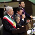 López Obrador propone a los mexicanos poner punto final a la horrible historia