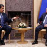 Maduro arranca a Putin apoyo diplomático y respaldo económico