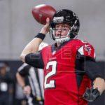 32-34. Ryan y los Falcons superan a los Buccaneers