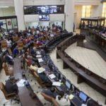 Parlamento de Nicaragua avaló préstamos por 956,3 millones dólares en 2018