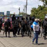 Policía Nicaragua detiene a hombre acusado de liderar protesta contra Ortega