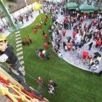 Presenta paseo El Pueblito show navideño