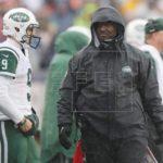 Los Jets despiden a su entrenador en jefe Todd Bowles tras concluir temporada