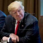 """Trump se queja de que EE.UU. financia los ejércitos de países """"muy ricos"""""""
