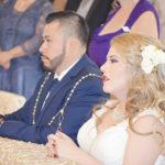 Contraen matrimonio Patricia Tobar y Antonio Rodríguez